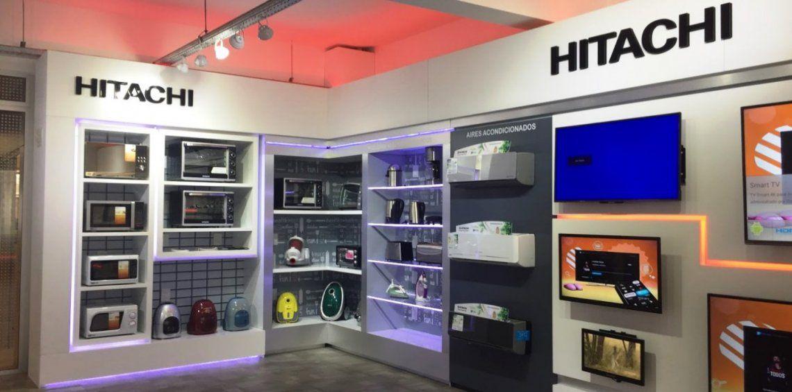 Hitachi se va del país: controlará la región desde Brasil