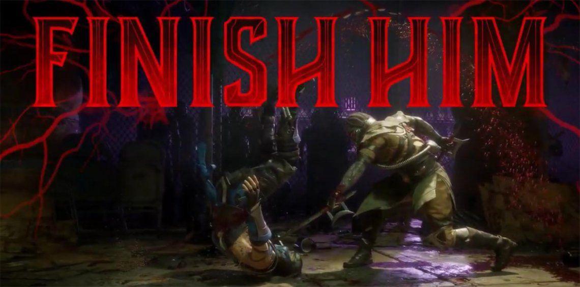 Mortal Kombat 11: filtran video para presentar sangriento personaje