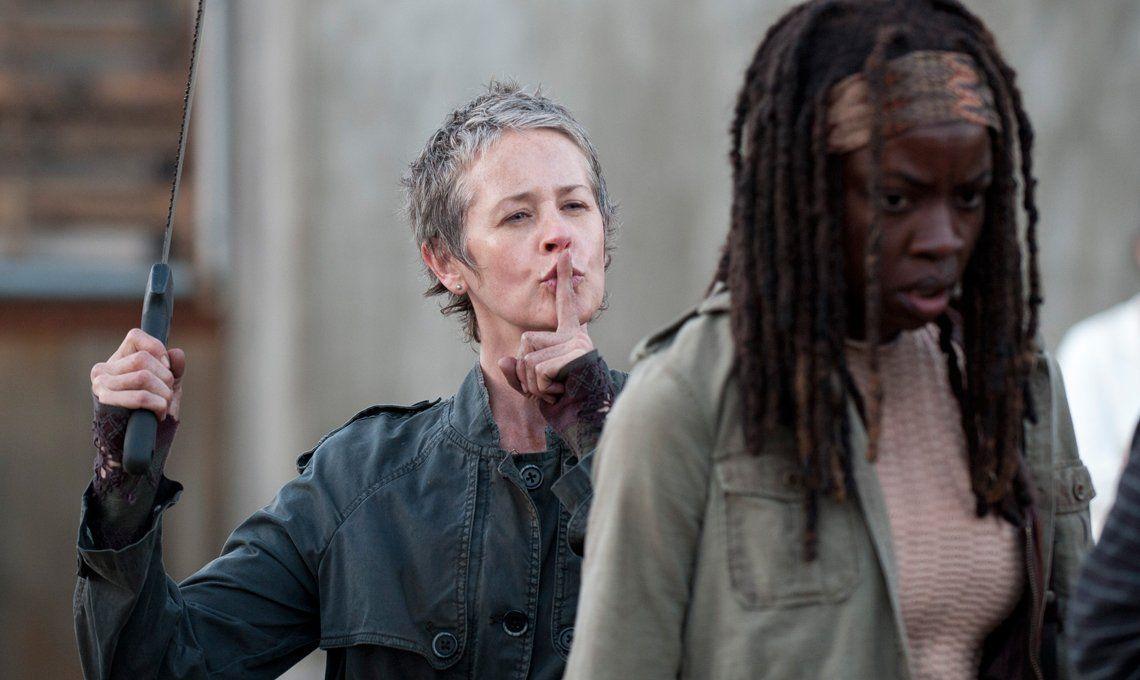 The Walking Dead podría perder a una de sus protagonistas en la décima temporada
