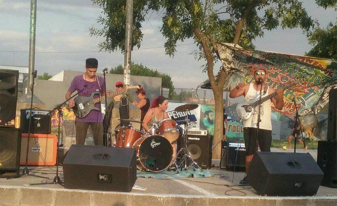 Florencio Varela: se reactiva el Rockódromo Rodante