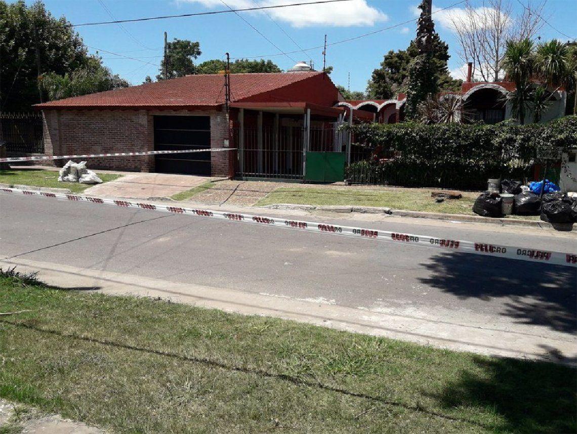 Berazategui: descubren material explosivo en Ranelagh