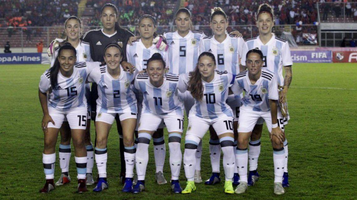La Selección Argentina femenina ya piensa en la Copa de las Naciones
