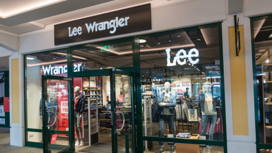 Wrangler y Lee se van del país antes de fin de año y peligran 200 empleos