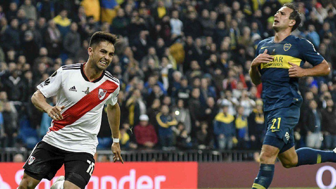 La respuesta de la RAE a un hincha de River por el gol del Pity Martínez