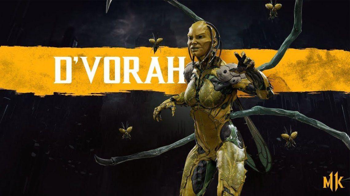 Mortal Kombat 11: tras la presentación de Kabal, fue revelado otro luchador venenoso