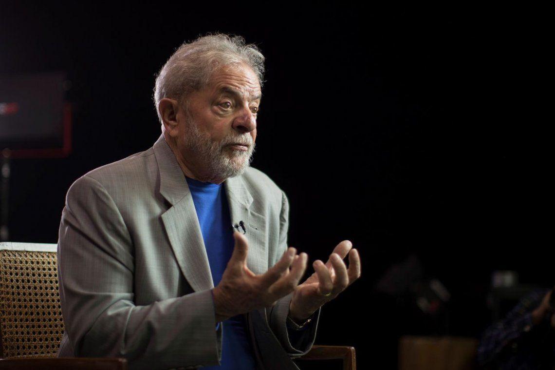 Lula Da Silva fue condenado a 12 años y 11 meses de prisión por corrupción y lavado de dinero