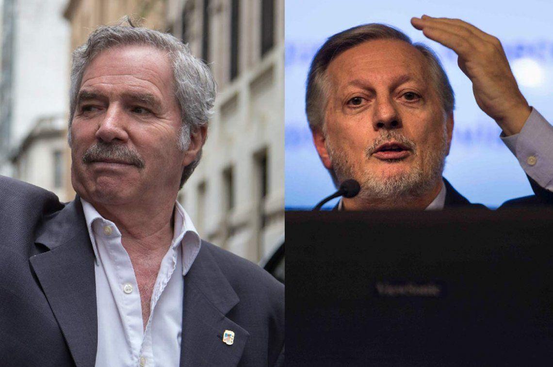 Felipe Solá quiere debatir sobre las tarifas con Juan Manuel Aranguren