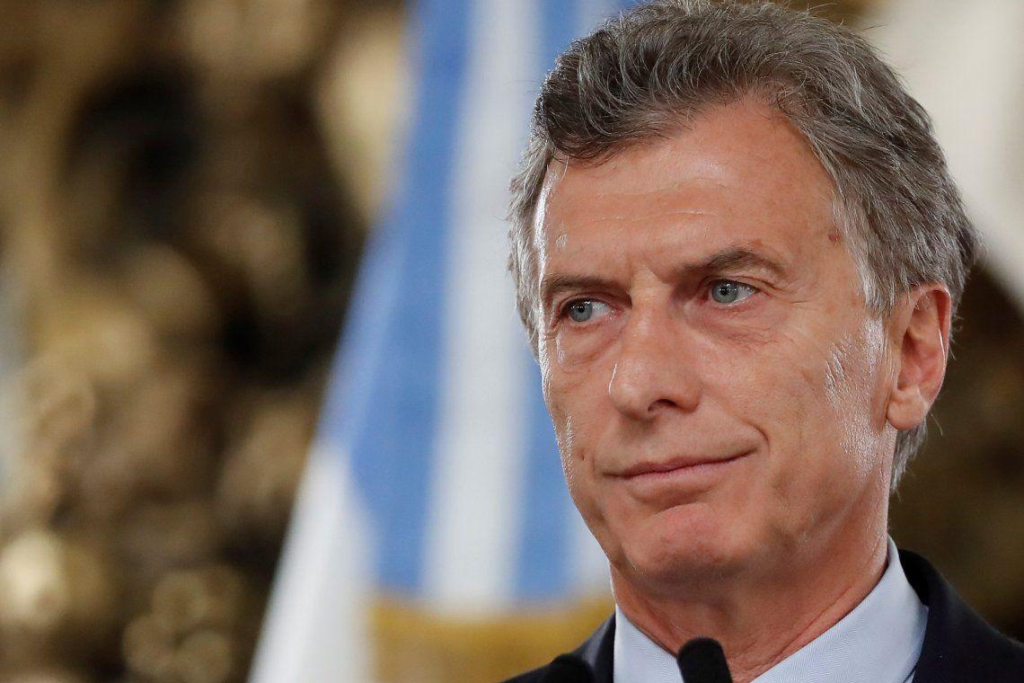 Macri anunció que se reducirá las cargas patronales en economías regionales