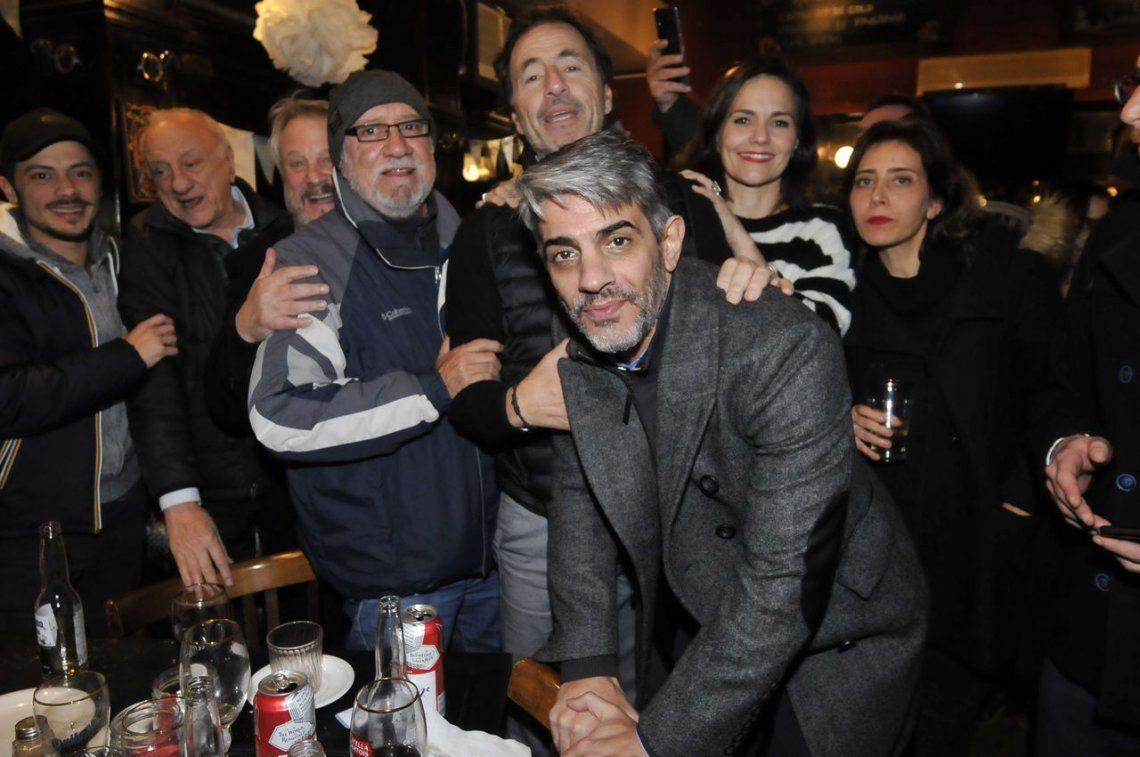 Pablo Echarri se suma al #ChauNetflix por Codicia, la miniserie de Lanata sobre la corrucpción K