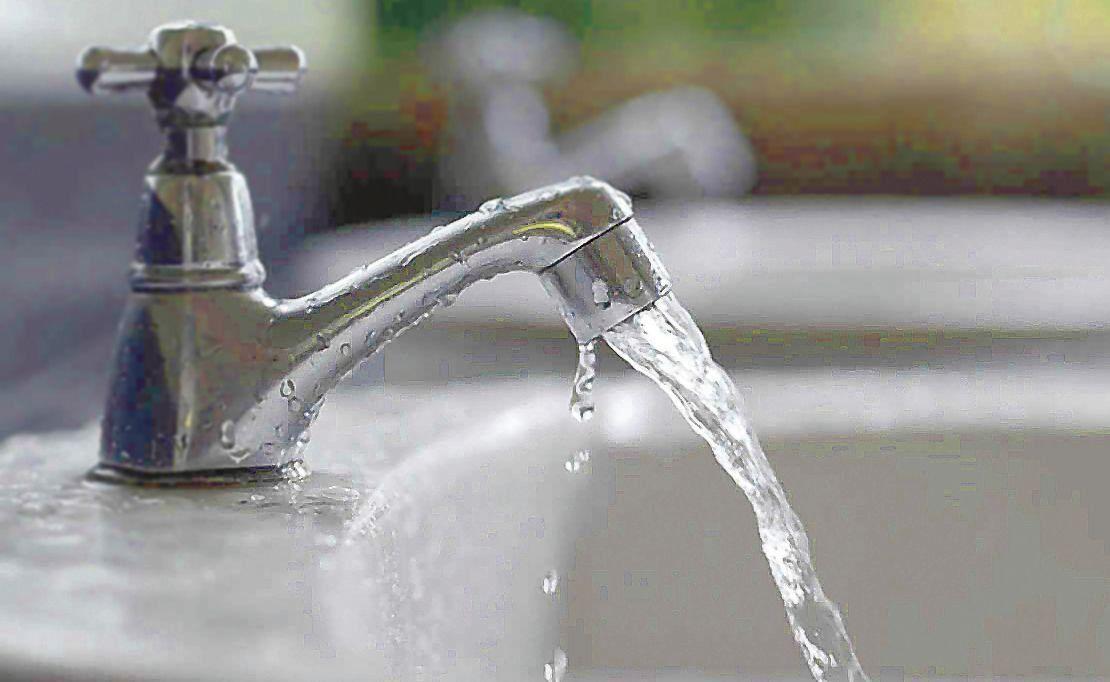 Desde el 1º de mayo se incrementará el servicio de agua