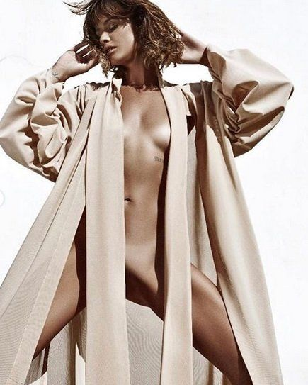 El desnudo cuidado de Vitto Saravia