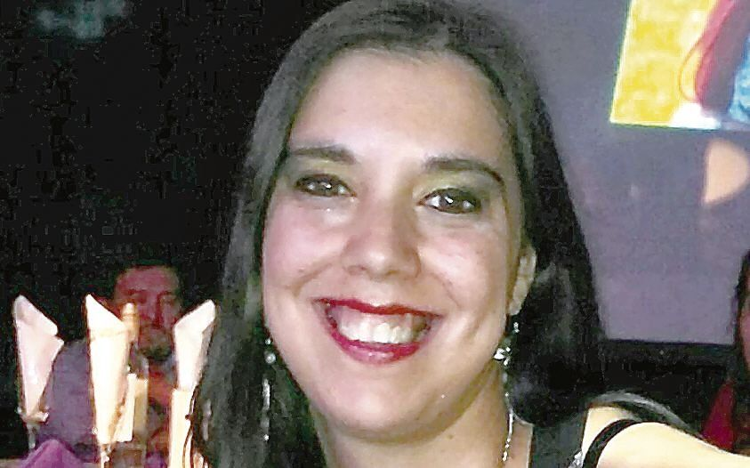 dMaría Soledad Arrieta fue golpeada