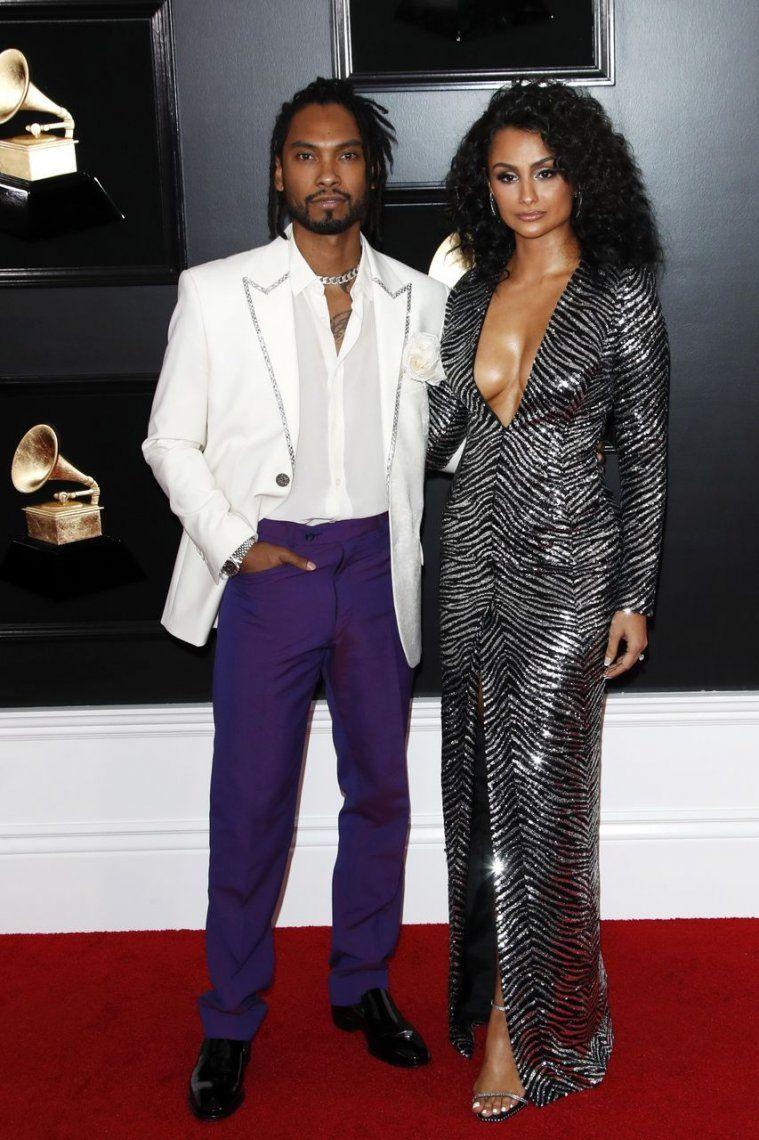 Los 10 mejores looks de la alfombra roja de los #Grammys