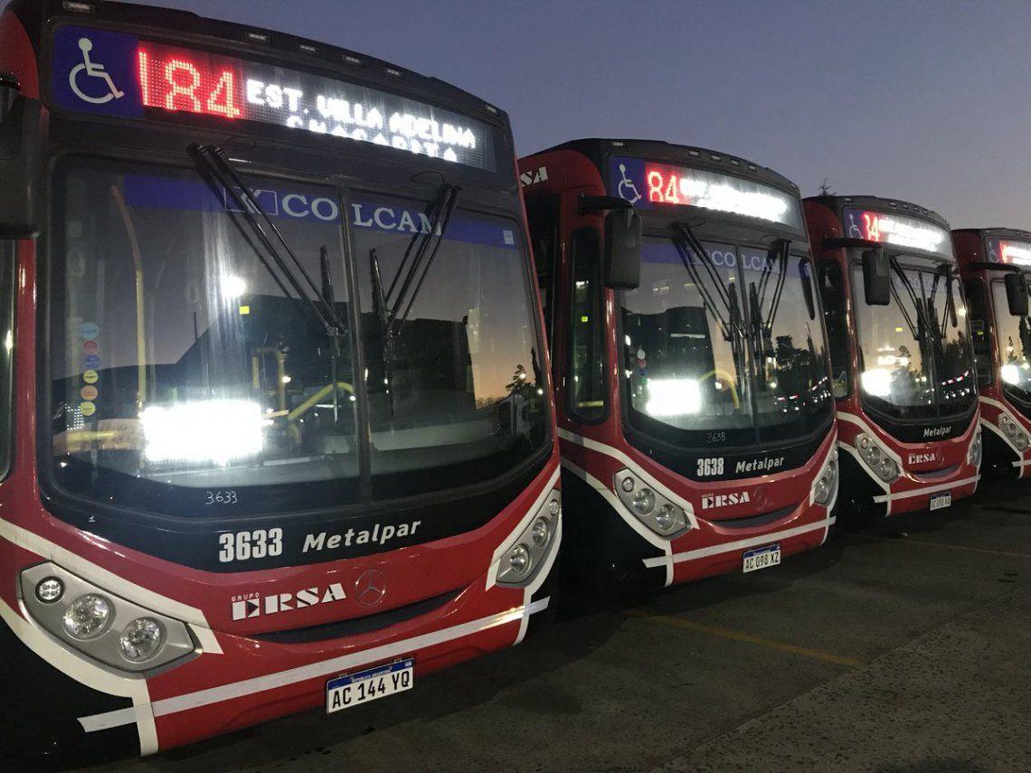 La empresa de transportes ERSA entró en concurso preventivo de acreedores