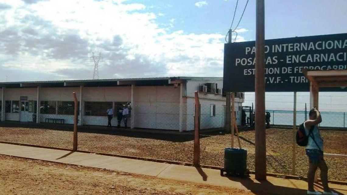 Misiones: una mujer intentó entrar al país con un feto en la mochila