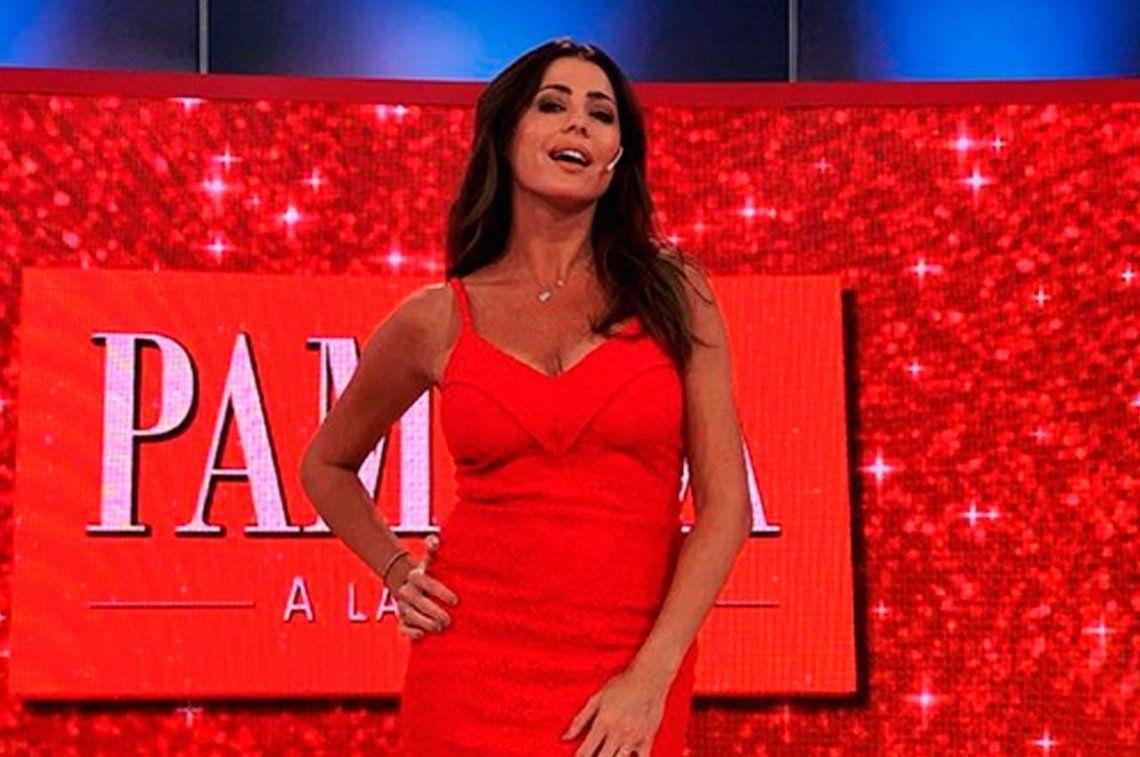 Carmela Bárbaro se suma al panel de Pamela a la Tarde