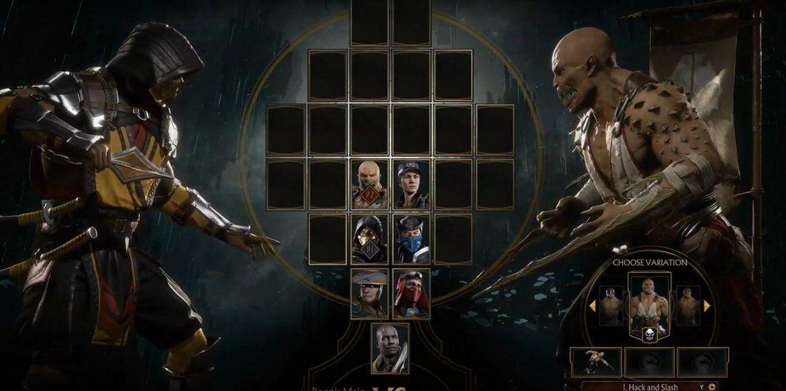 Mortal Kombat 11: todos los personajes confirmados hasta el momento...y los filtrados que se sumarían
