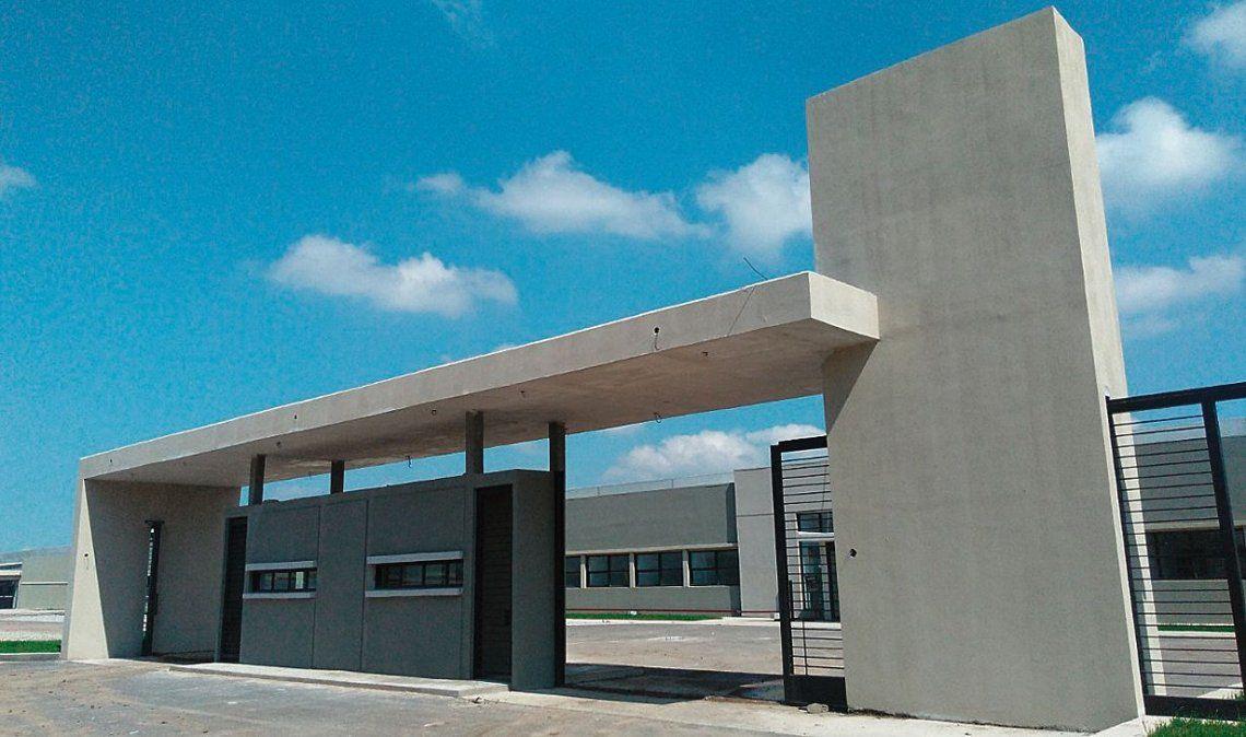 dLa nueva unidad carcelaria modelo para jóvenes de 18 a 21 años está ubicada en Campana.