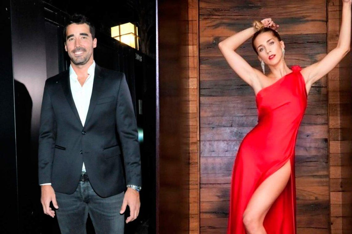 De Mardel a Miami: Nacho Viale, a los besos con Soledad Fandiño