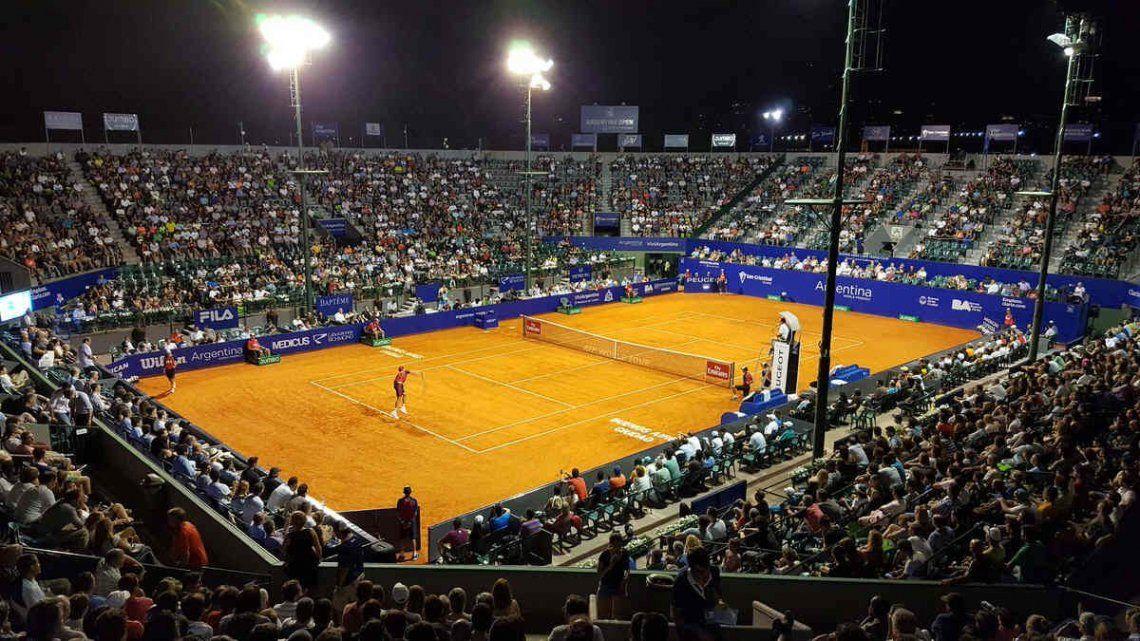 El Argentina Open se tiñe a pleno de celeste y blanco