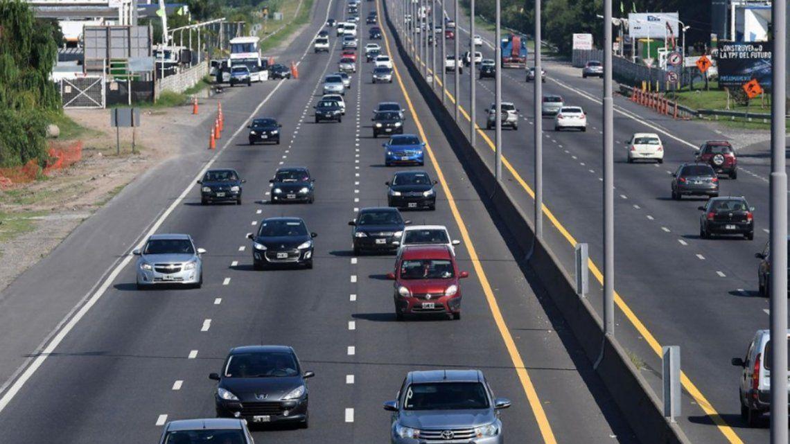 Analizan aumentar un 33% el peaje en la autopista Buenos Aires-La Plata