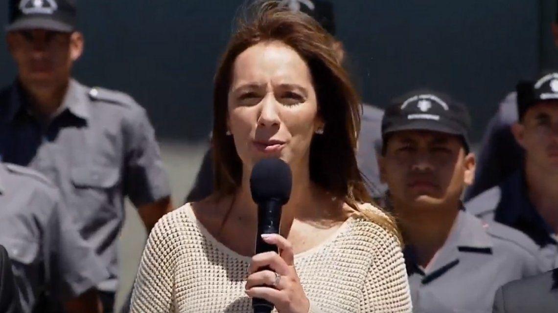 Vidal inauguró una cárcel modelo para jóvenes: La madre de la inseguridad es el narcotráfico