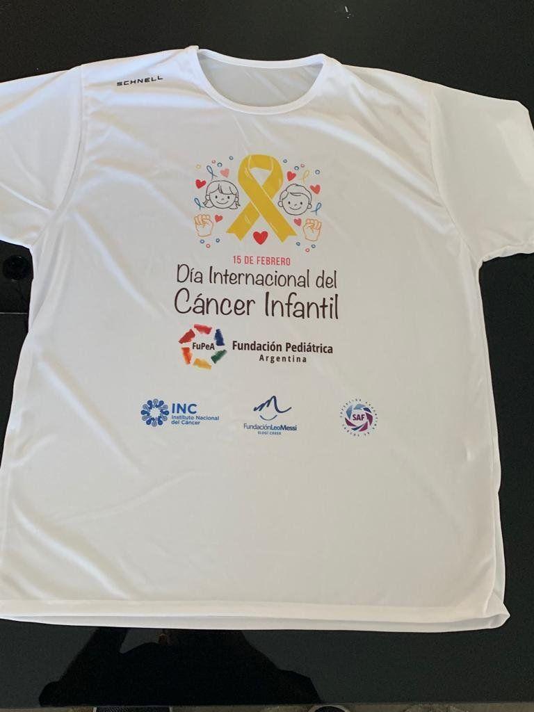 5d03d29c7 La Superliga y una campaña para concientizar sobre el cáncer infantil
