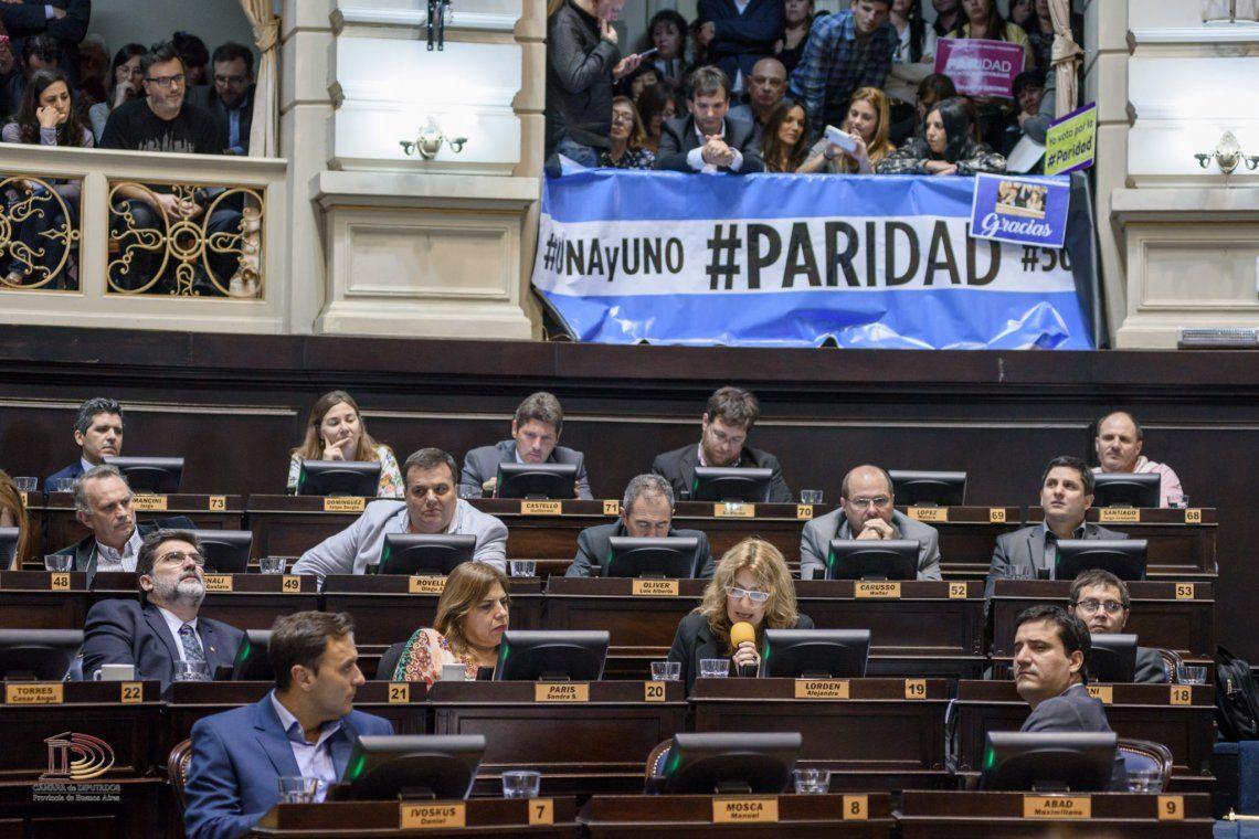 Elecciones 2019: la paridad de género sigue siendo una cuenta pendiente