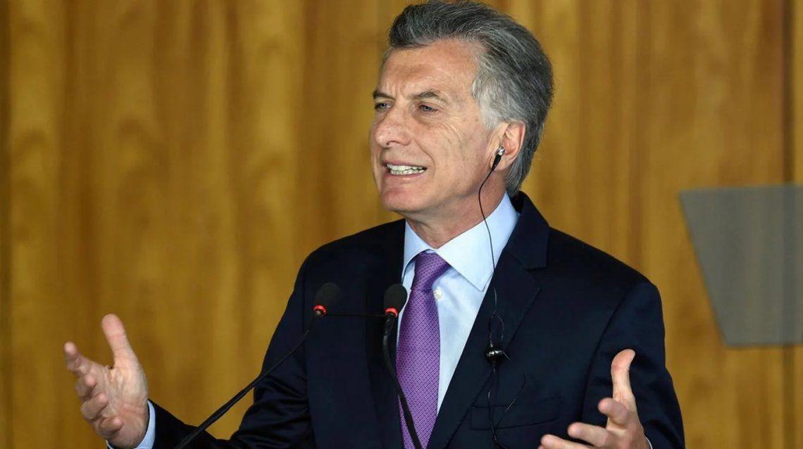 Mauricio Macri: En lo económico estamos mejor que en el 2015