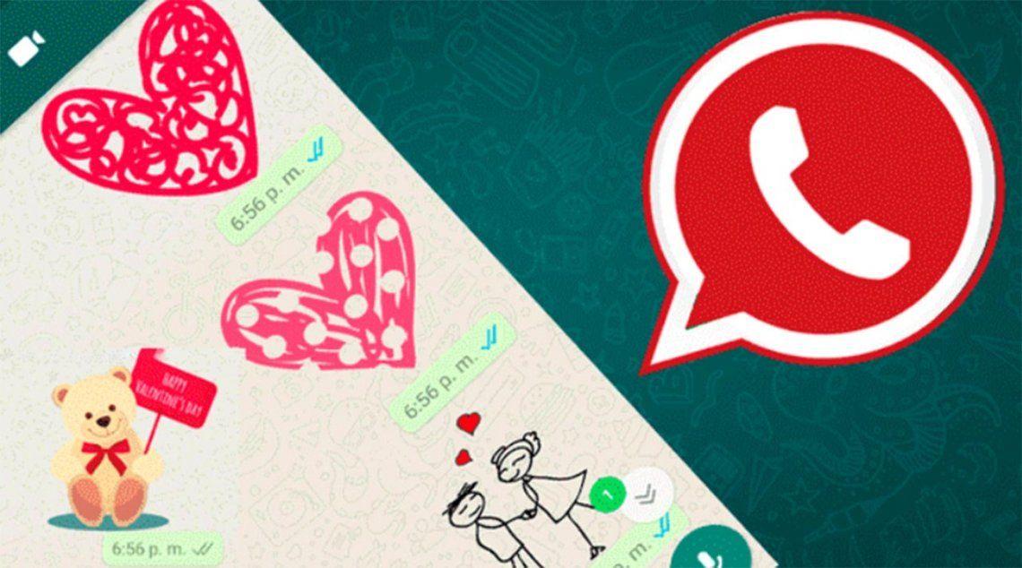 WhatsApp: cómo crear stickers para San Valentín