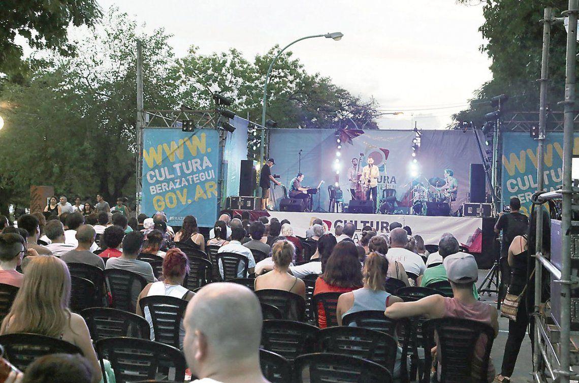 dEl Festival de Jazz de Berazategui