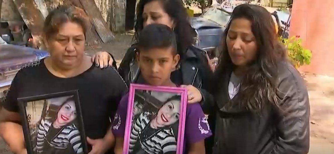 Salto: para la familia, Solange Ortiz fue asesinada de un mazazo en la cabeza