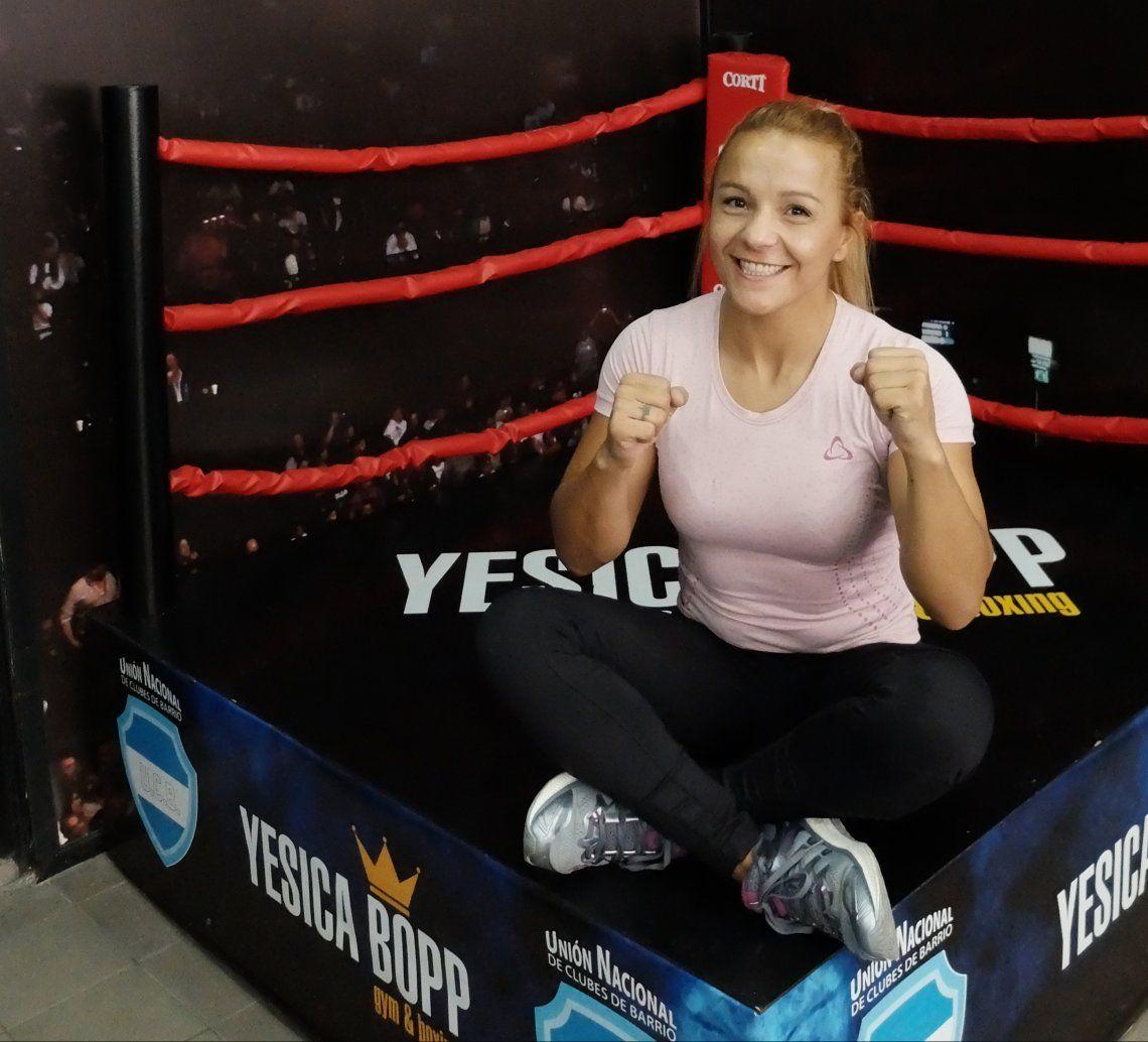 Yésica Bopp: La mujer en el gimnasio se siente segura y levanta su autoestima