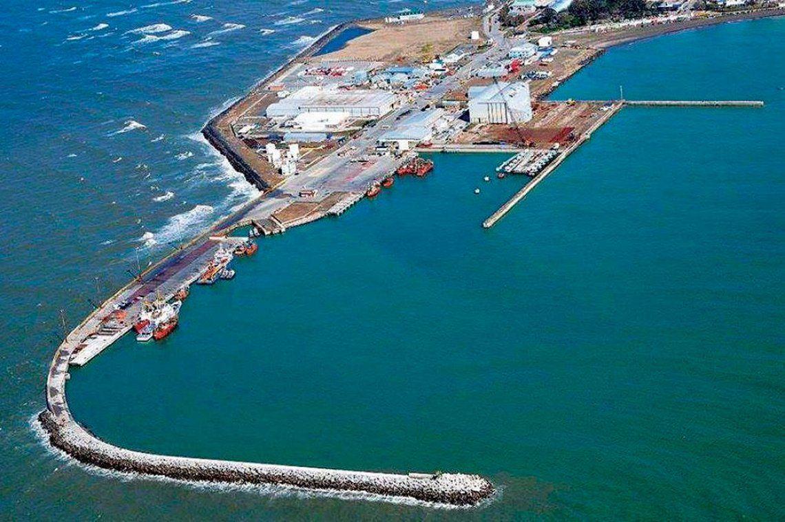Comodoro Rivadavia: se hundió un pesquero chino tras chocar con un buque español