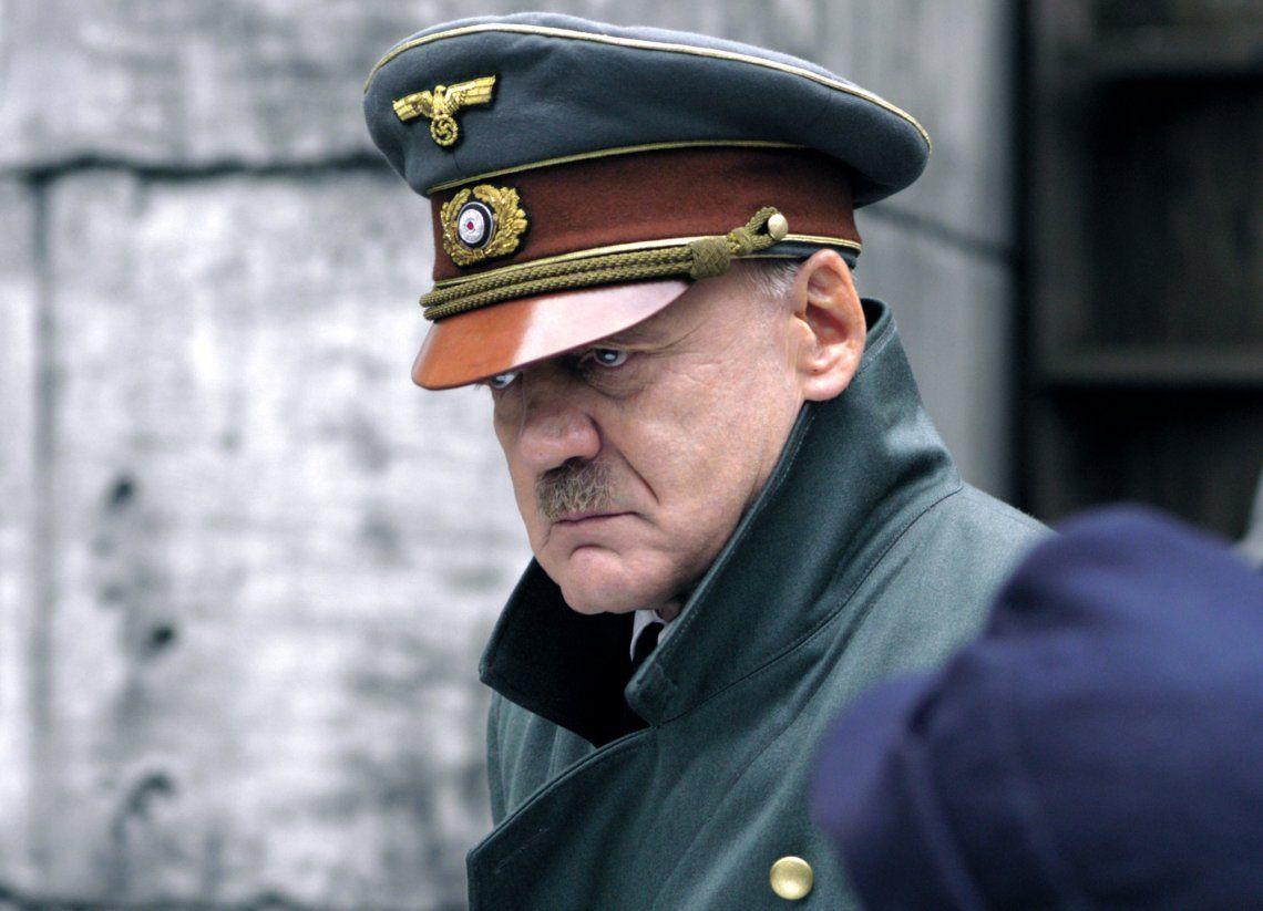 Murió Bruno Ganz, el actor que encarnó a Adolf Hitler en La Caída