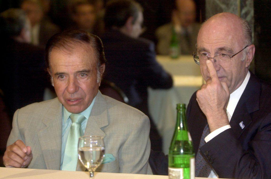 Murió Eduardo Bauzá, un histórico dirigente del menemismo
