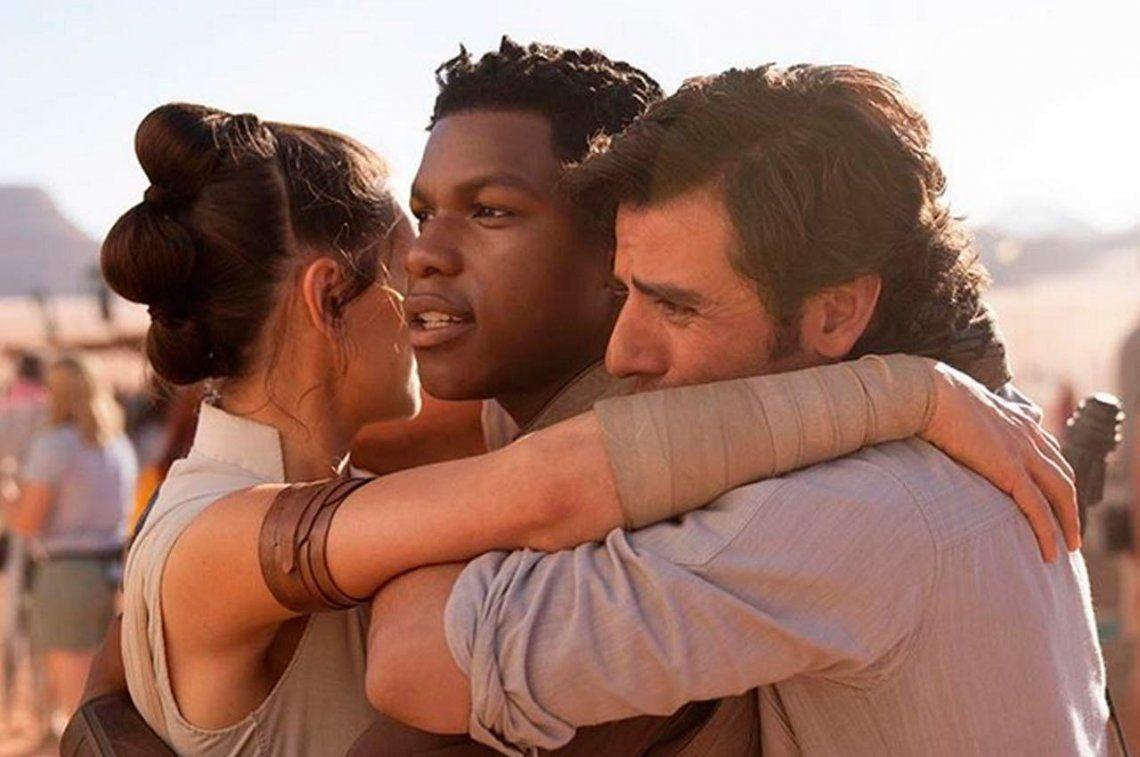 Terminó el rodaje del Episodio IX de Star Wars: foto del director y especulaciones varias