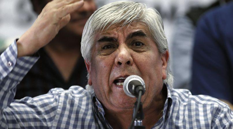Hugo Moyano está dispuesto a votar por Cristina.
