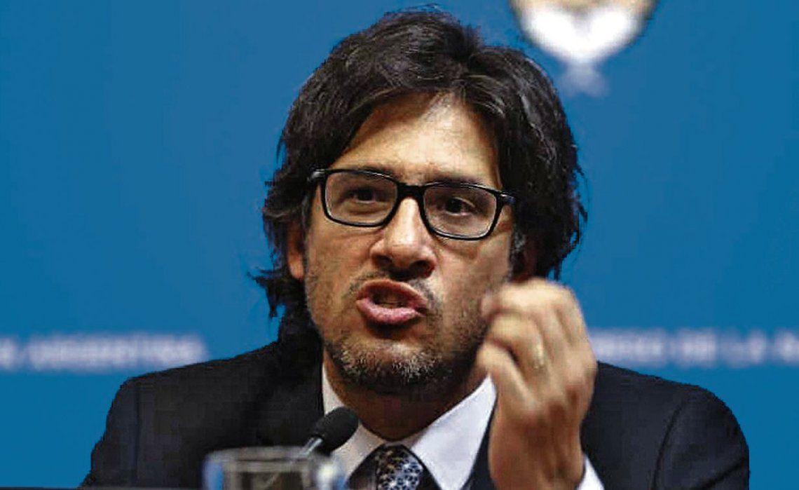 dEl ministro Garavano presentará hoy el régimen penal juvenil con baja de edad de imputabilidad.