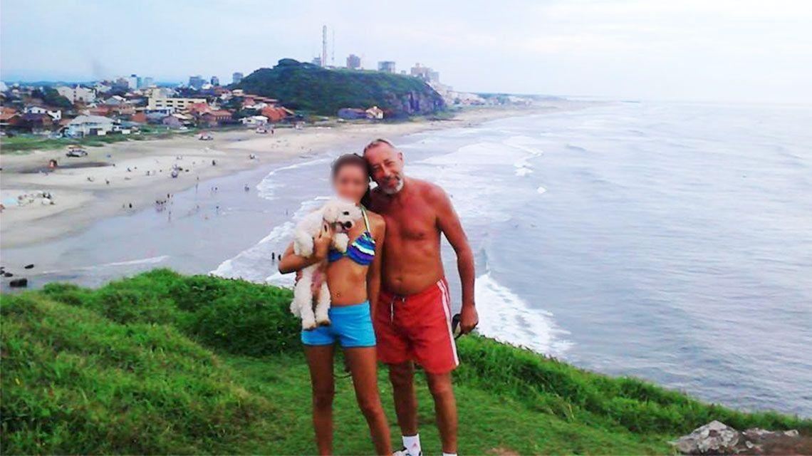 Brasil: asesinaron a un turista argentino delante de su familia para robarle