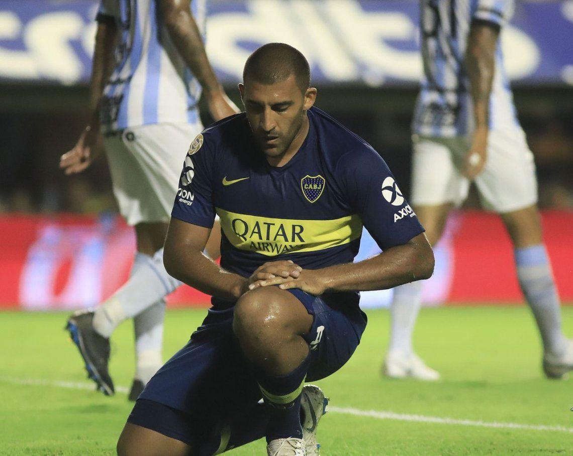 Se alejó de la lucha: Boca cayó ante Atlético de Tucumán y se despide de la Superliga