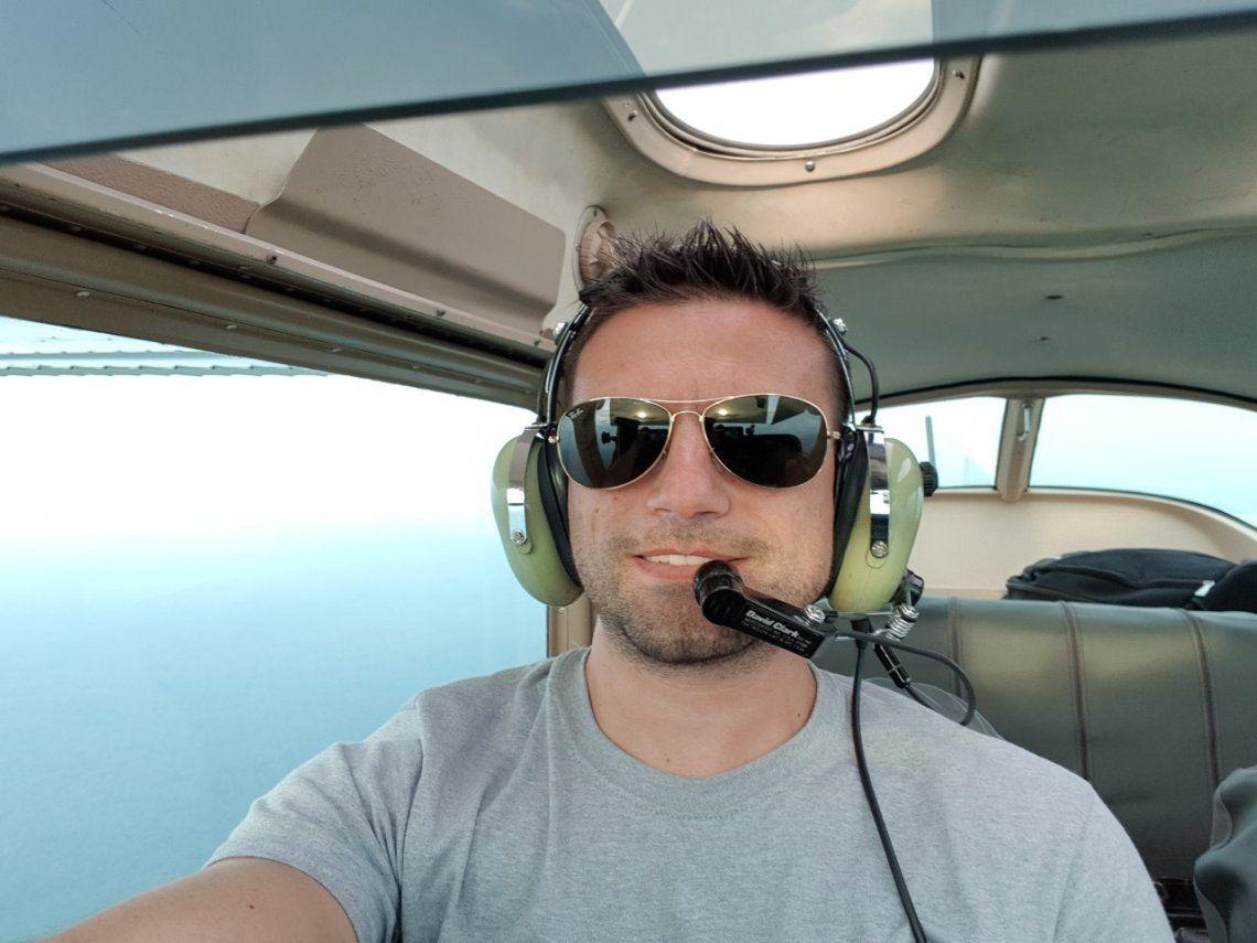 El drama de Gerardo Berretino: tuvo un grave accidente de avión, la Justicia falló a su favor pero ahora revocó la sentencia