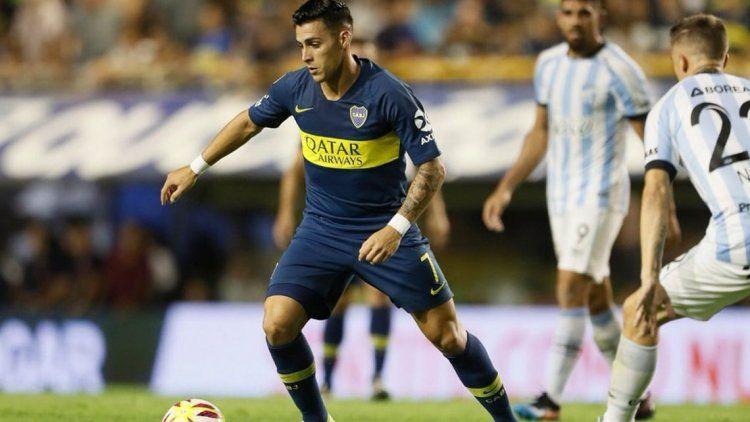 Boca sufre por la lesión de Cristian Pavón: desgarro bíceps femoral izquierdo