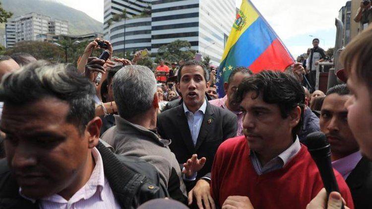 Juan Guaidó viaja a la frontera con Colombia para recibir la ayuda humanitaria