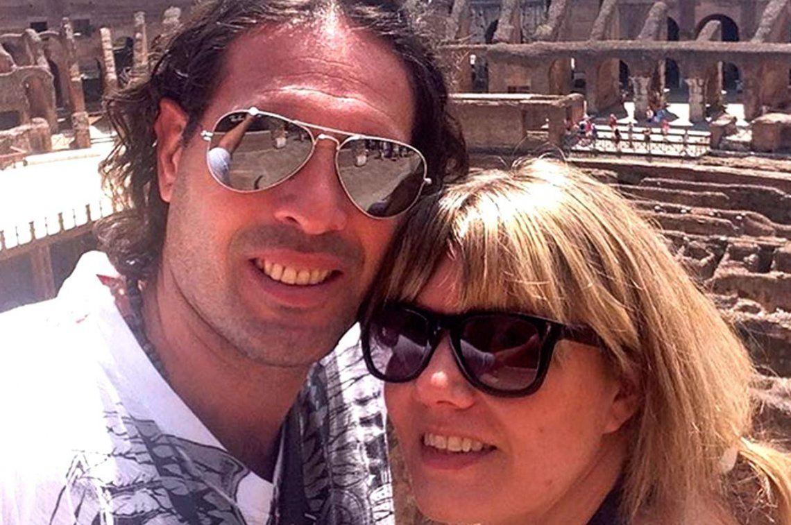 El terrible dolor de Chiquito Bossio: murió su esposa después de dar a luz a un bebé prematuro
