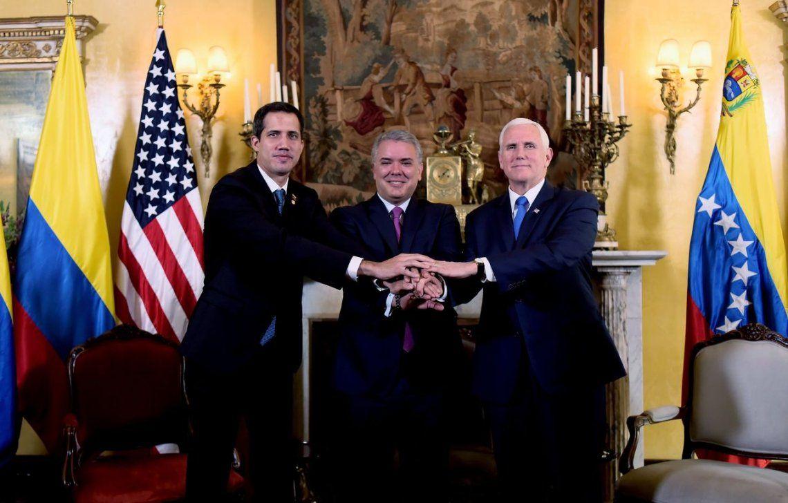 Venezuela en crisis: el Grupo de Lima rechazó la intervención militar