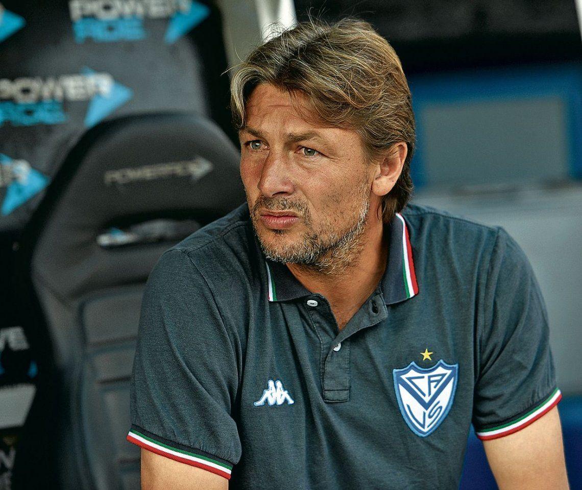 Vélez le ofreció a Gabriel Heinze continuar como técnico hasta 2020