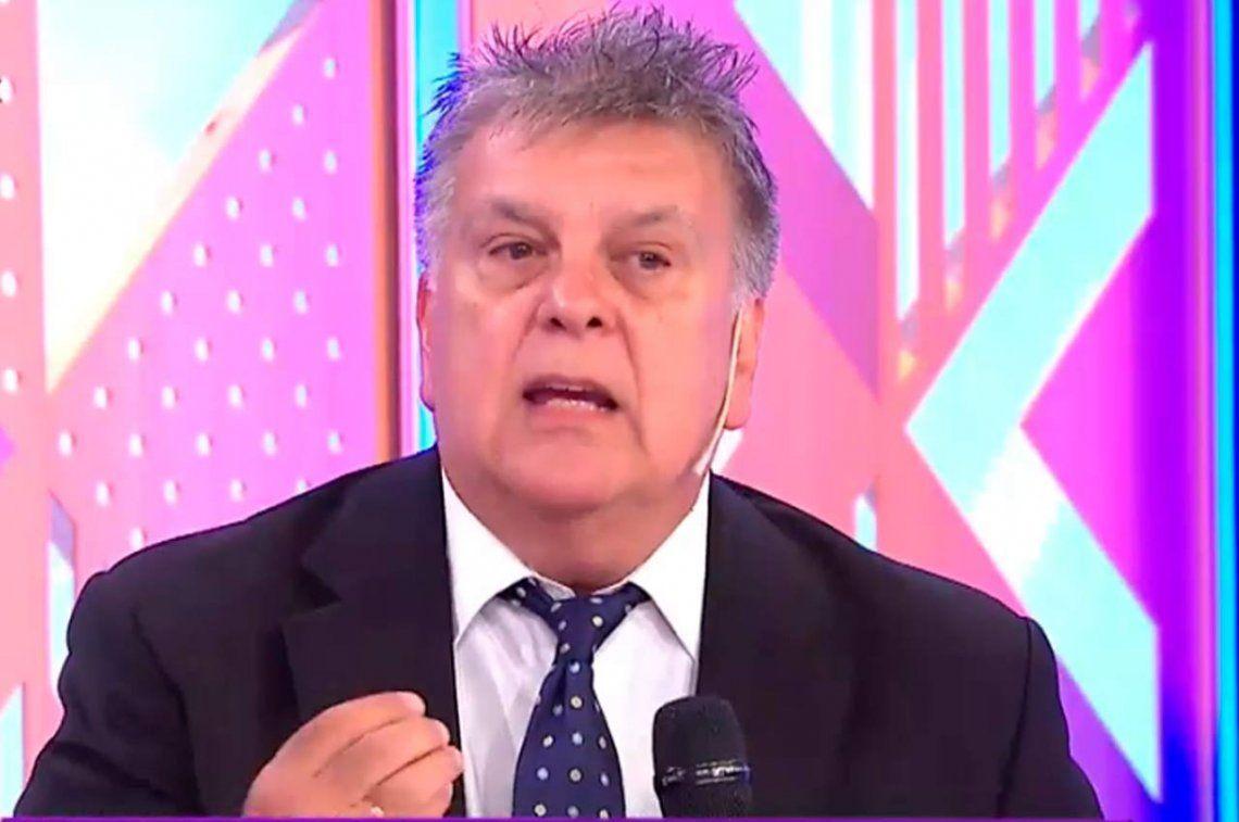 Luis Ventura: Ni Jorge Rial ni nadie destruyó la carrera de Beatriz Salomón