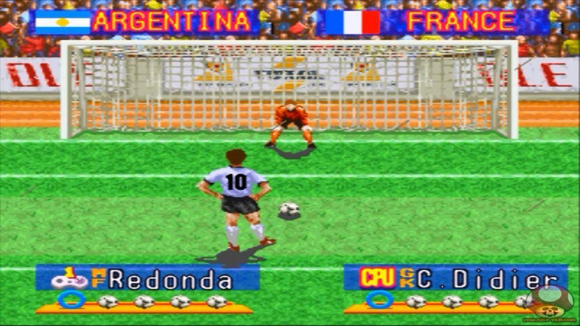 International Superstar Soccer reveló los nombres verdaderos de los futbolistas en los que se inspiró