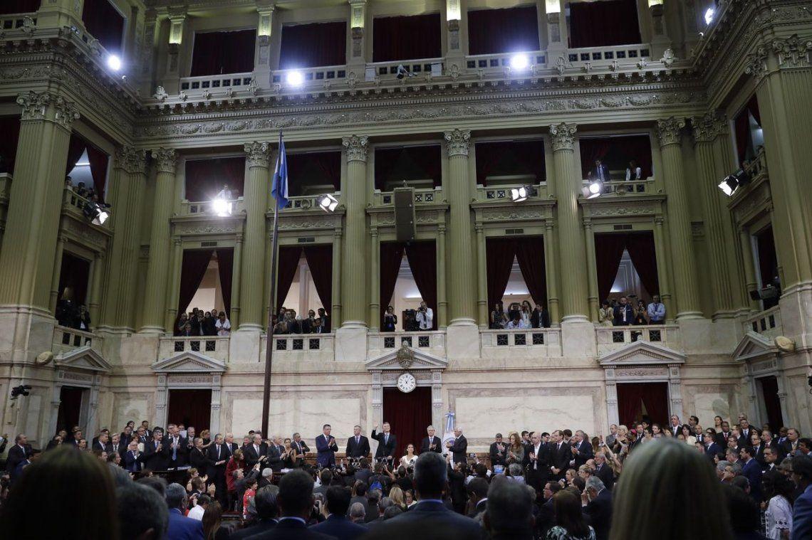 Discurso de Macri en el Congreso: el Presidente anunció un aumento del 46% de la AUH